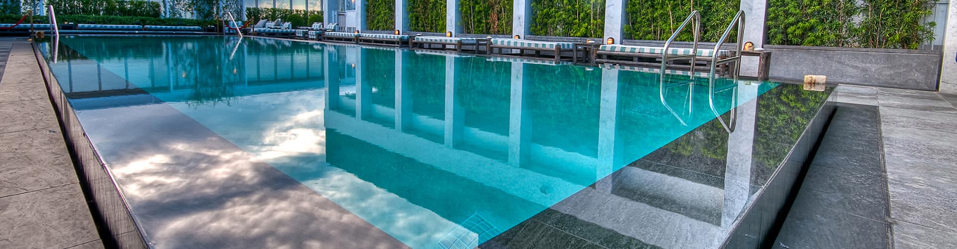 Construction piscine mirroir centerspas for Construction piscine geneve