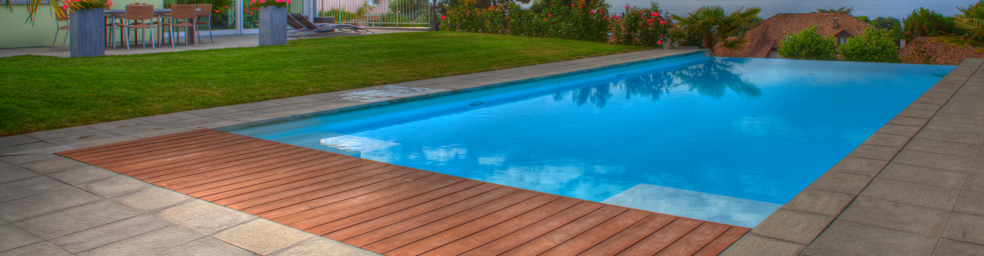 Piscine d bordement sur mesure centerspas for Piscine a debordement construction